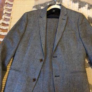 Men's H&M Suit Slim fit 38R